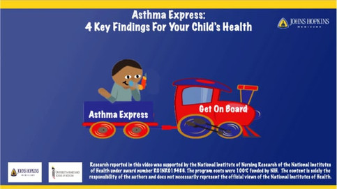 """""""Asthma Express: 4 Key Findings For Your Child's Health"""""""