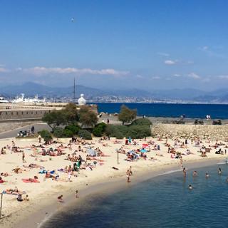 """""""Beach"""" - Nice, France"""
