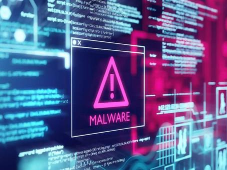 Brasil é o 5º lugar em afetados por ataque de malware