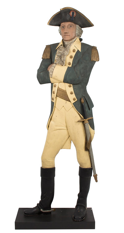 George Washington Trade Figure