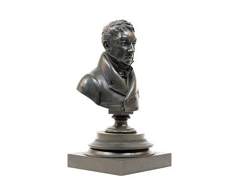 Bronze Bust of The Marquis de Lafayette
