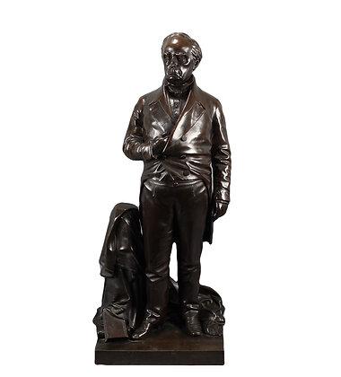 Daniel Webster Bronze