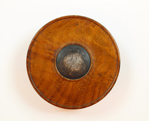 1828 Windsor Castle Snuff Box