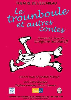 Le Trounboule - Théâtre de l'Escabeau