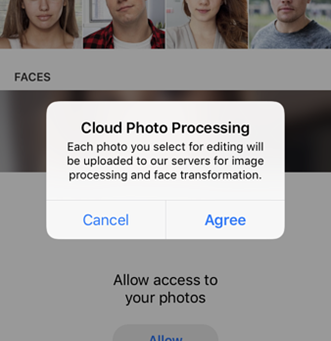 "Securing Privacy Online: The ""FaceApp Challenge"""