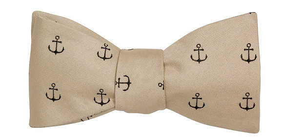 Anchors Bow Tie