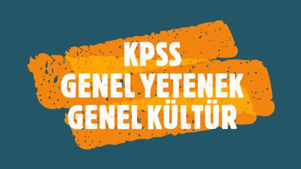 KPSS GY-GK 2021-2022