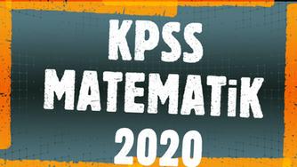 KPSS Matematik 2020