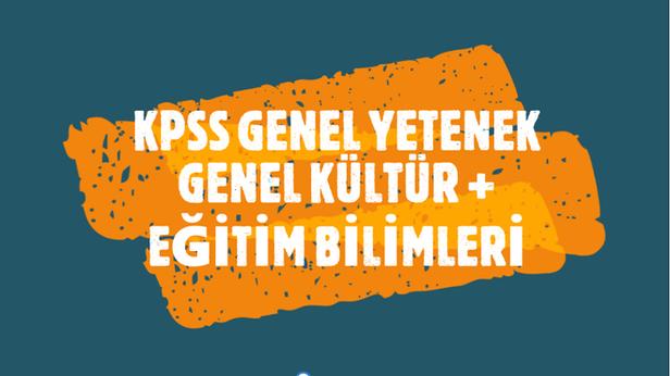 KPSS GY+GK+EB 2021