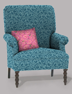 Texture Mapped Chair