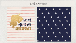 Collection 2- Look 2 Art