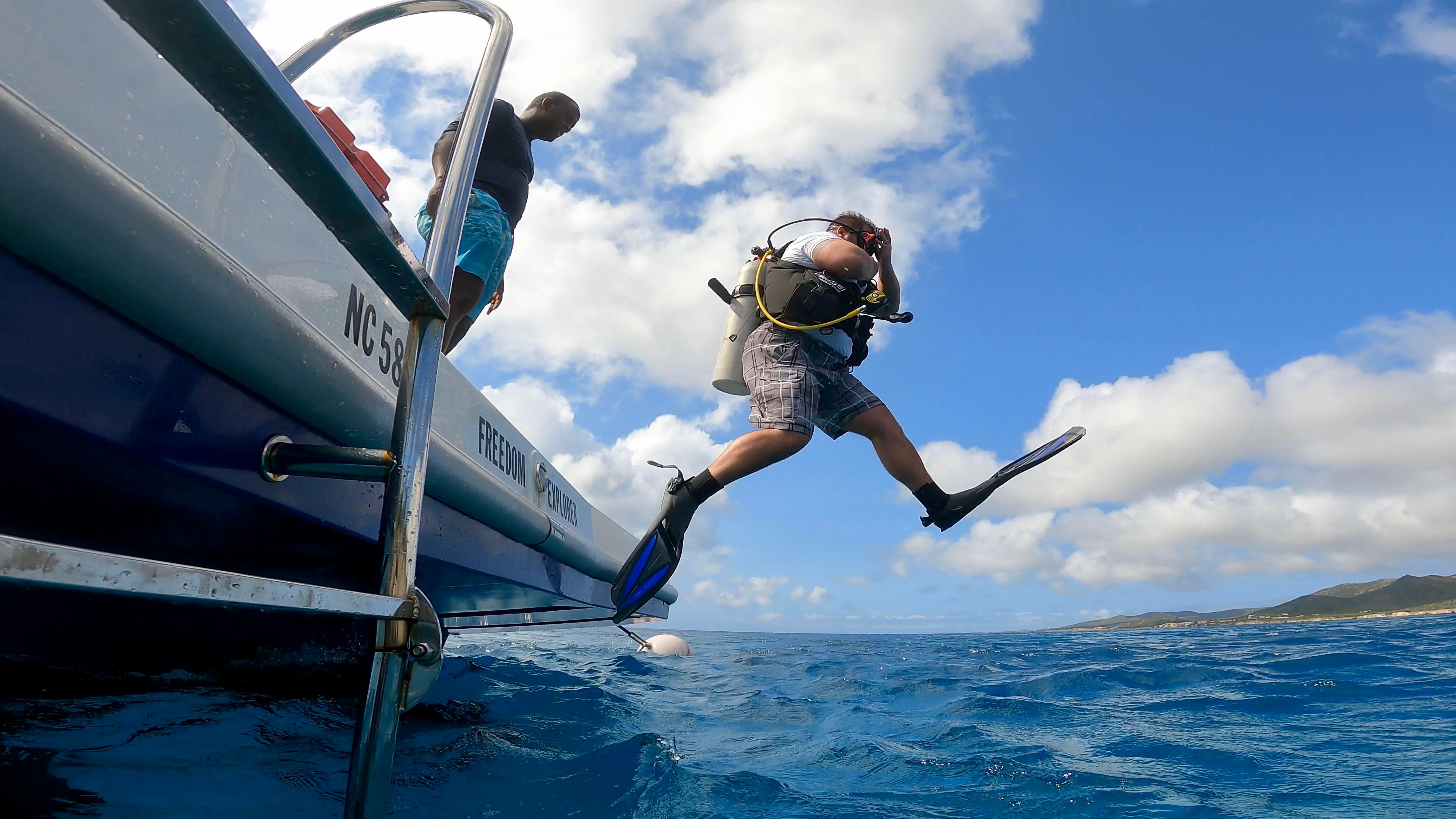 3 Day Dive Package