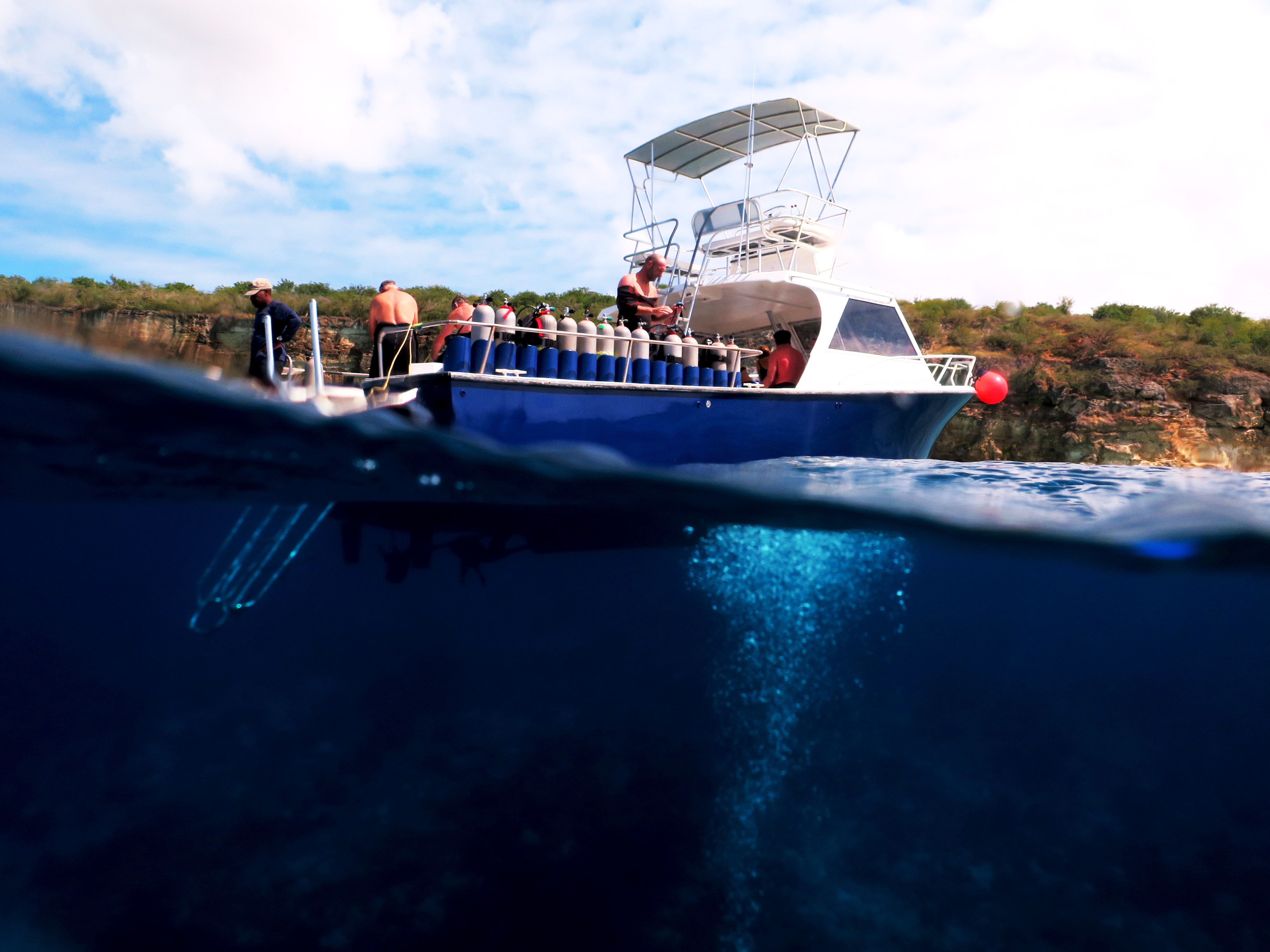 4 Day Dive Package