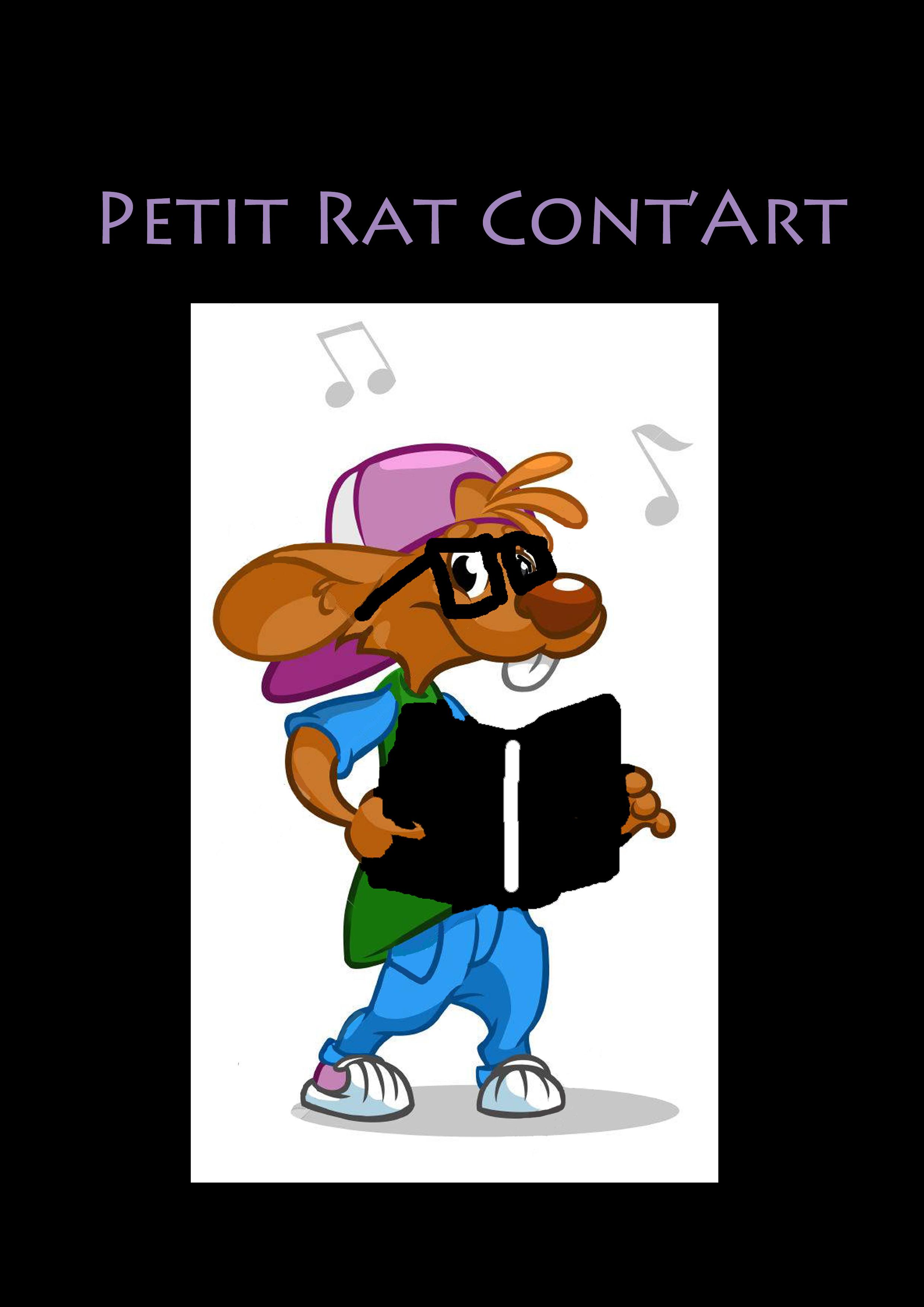 Le Petit Rat Cont' Art