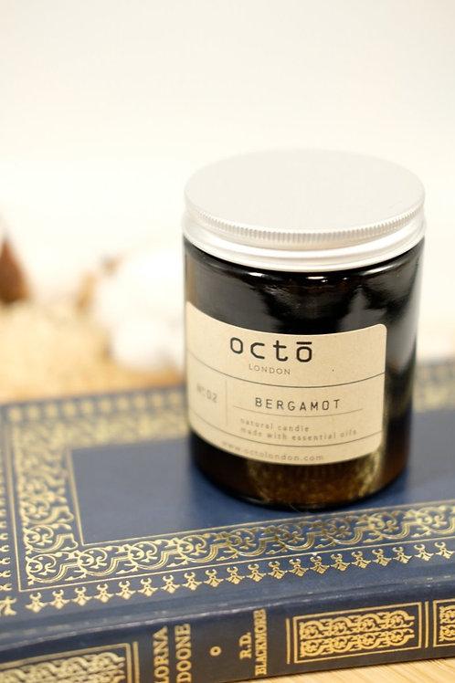 Octo Candles - Bergamot
