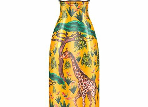 Chilly's Bottle Tropical Safari Print 260ml