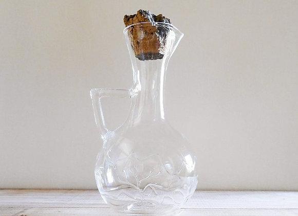 Handblown Oil Jar