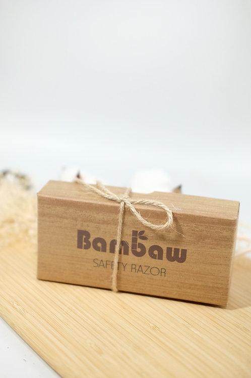 Bambaw Double Edge Safety Razor