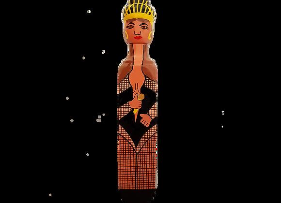 Wedgie Doorstop - Queen B