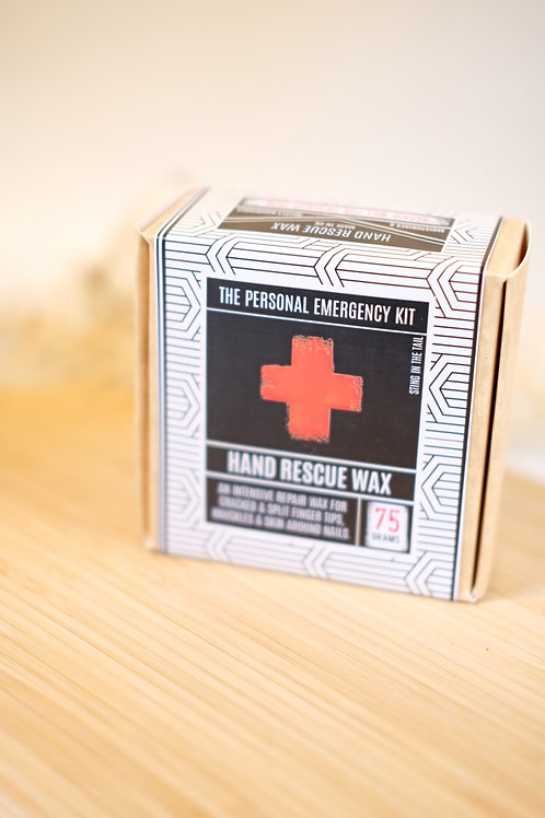 Hand Rescue Wax - Personal Emergency Kit