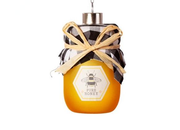 Honey Jar bauble