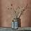 Thumbnail: Aged Zinc Vase - Large