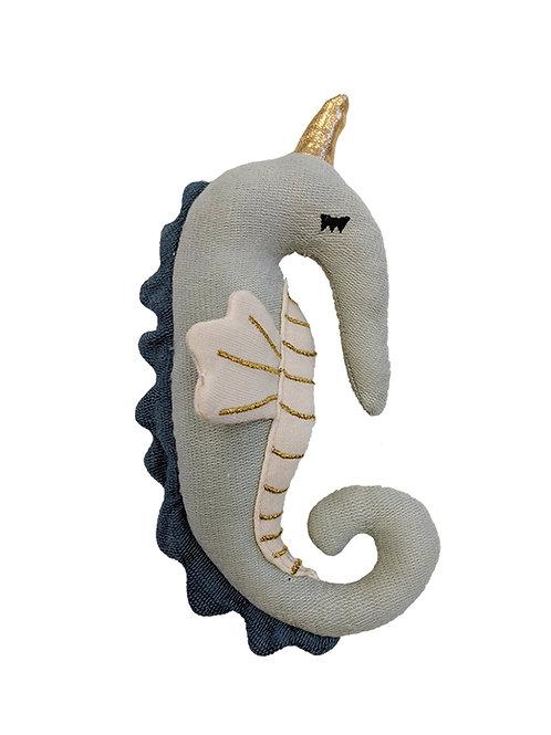 Seahorse Rattle - Fabelab