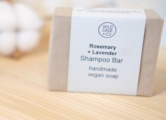 Shampoo Bar - Rosemary + Lavender