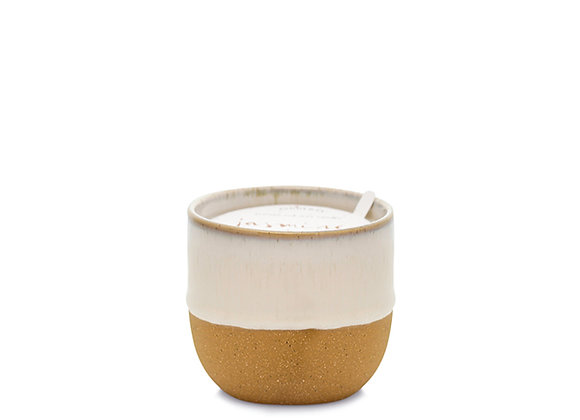 Kin ceramic soy candle- Jasmine & Bamboo
