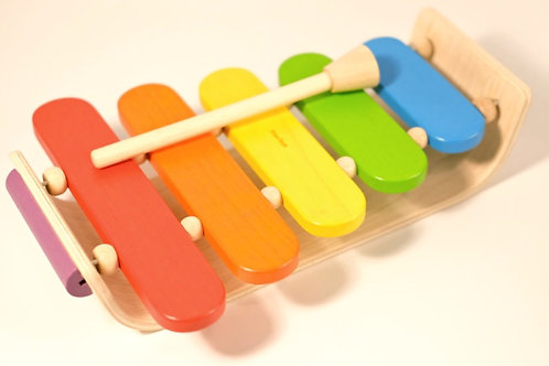 Oval Xylophone - Plan Toys