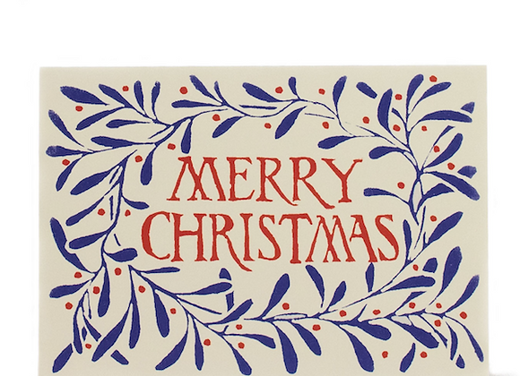 """Pack of 10 """"Merry Christmas"""" Cards"""