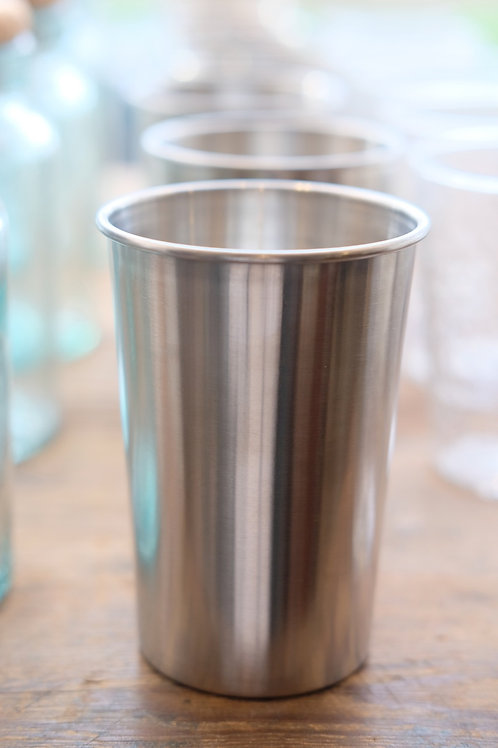 Stainless Steel Cup - Made in the UK