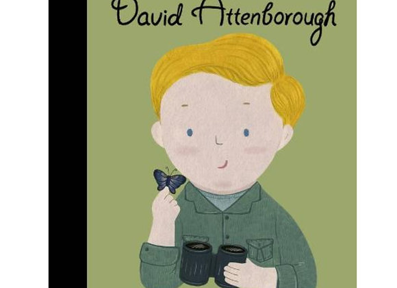 David Attenborough: Little People Big Dreams - Hardback