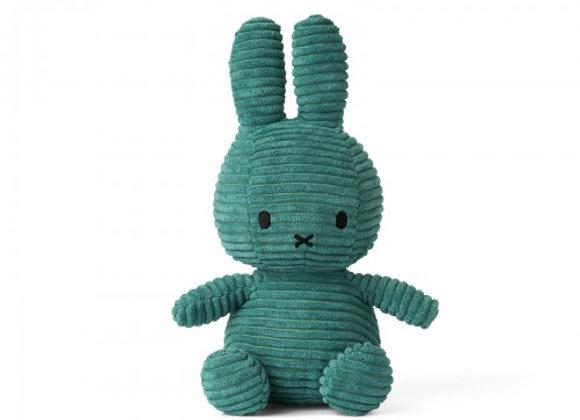 Green Corduroy Miffy 24cm
