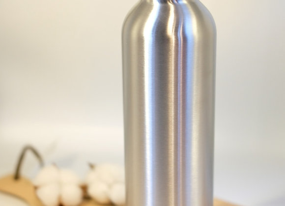 1lt Single Walled Water bottle