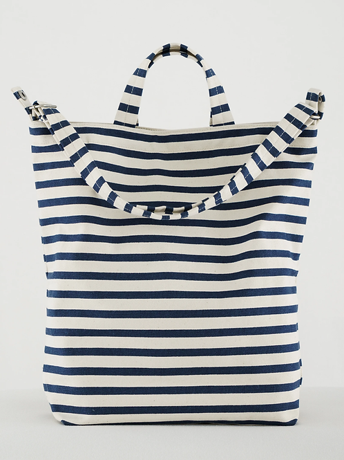 Striped duck bag- Baggu