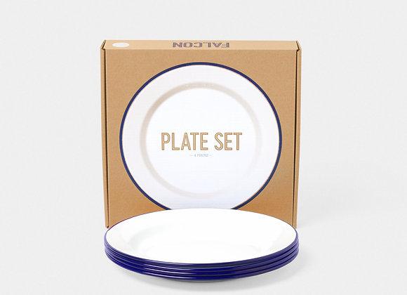 Falcon 24cm plates