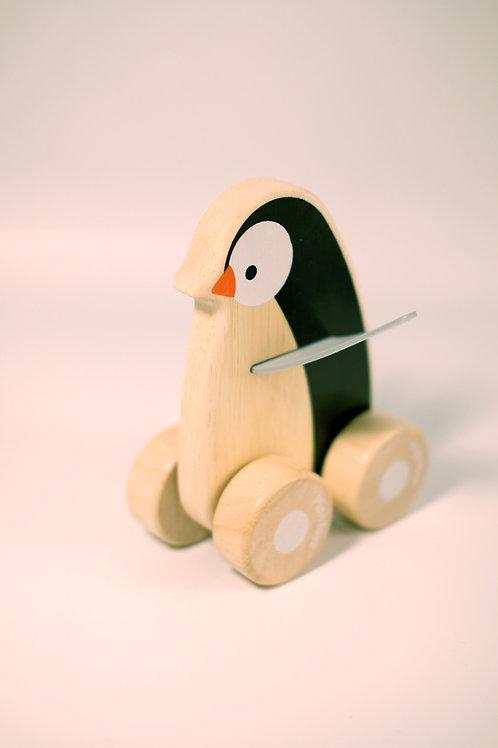 Penguin Wheelie - Plan Toys