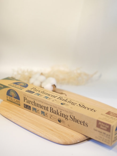 Parchment Baking Sheets - If You Care