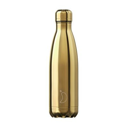 Chilly's Bottle Gold 500ml
