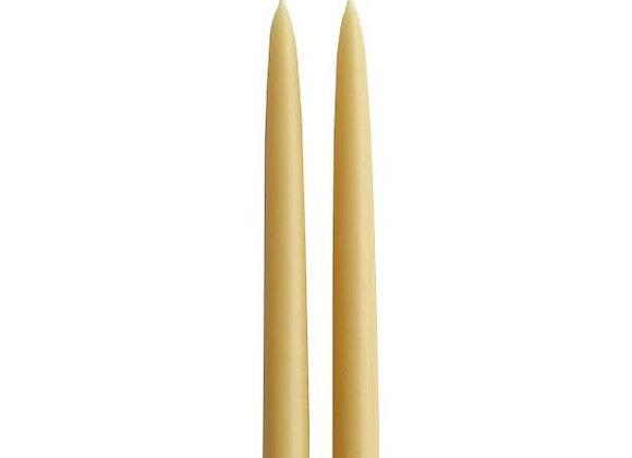 Long-Standard Hand Dipped Besswax Candles