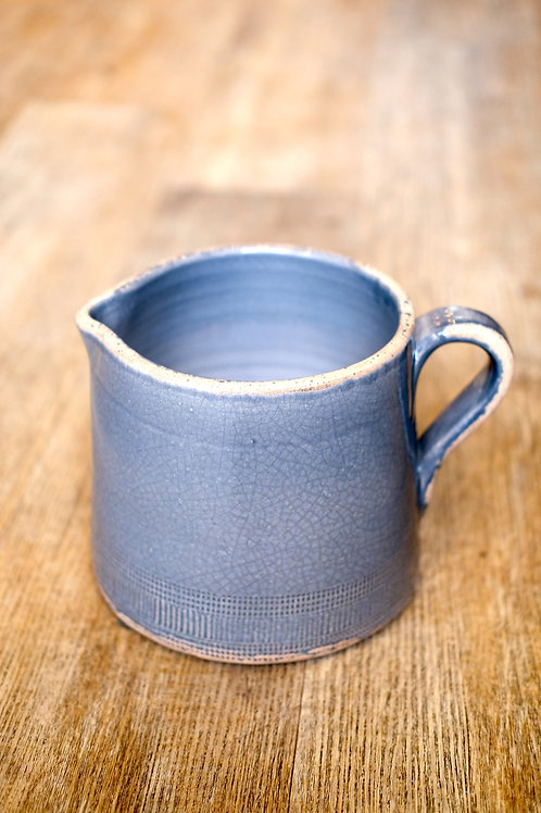 Ceramic Pitcher Dark Grey