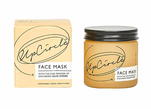 UpCircle Beauty Face Mask with Olive Powder - 60ml