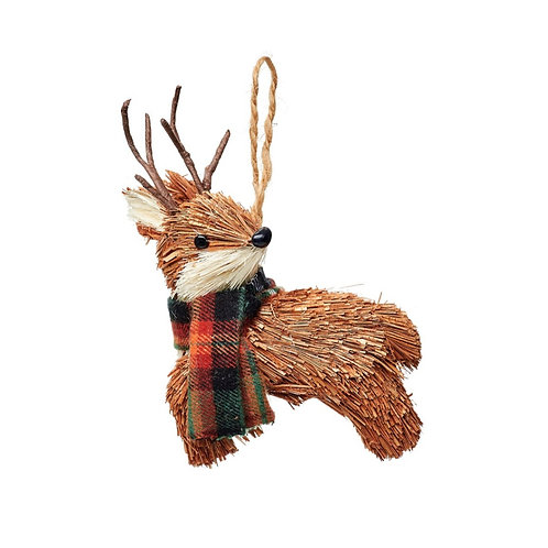 Woodland Deer Hanging Decoration