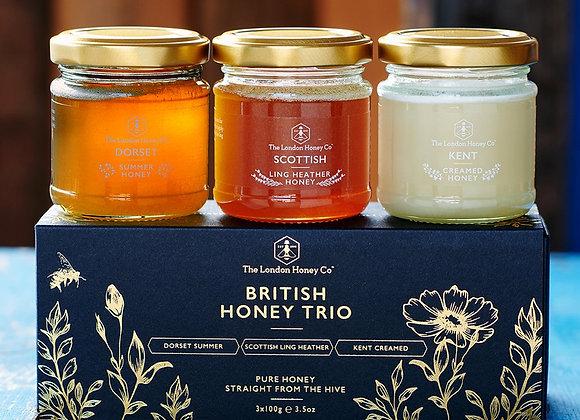 London Honey Co. Trio Gift Set