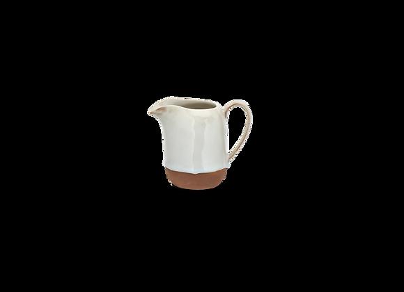 Off-White glaze jug