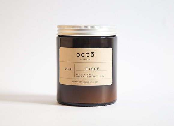 Octo Candles - Hygge
