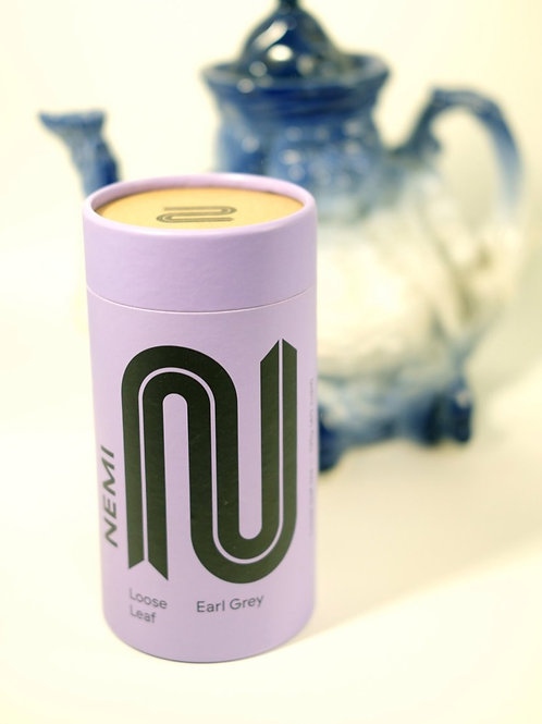 Nemi Tea - Earl Grey - Loose Tea 125g