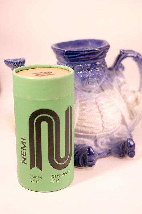 Nemi Tea - Cardamon Chai - Loose Tea 125g