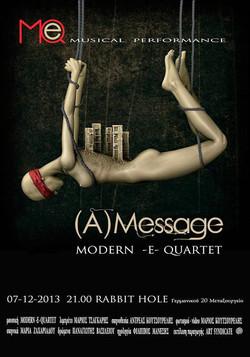 (A) MESSAGE